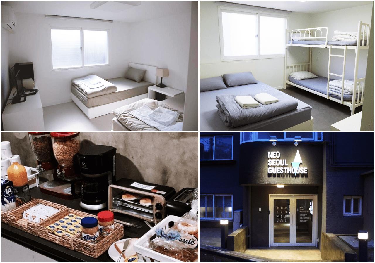 9 ที่พักฮงแด ราคาถูกคนไทยพักเยอะ อัพเดต 2020