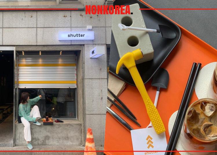 Shutter Coffee ร้านกาแฟเกาหลีสุดเท่ ไม่ซ้ำใคร ในย่านแทกู