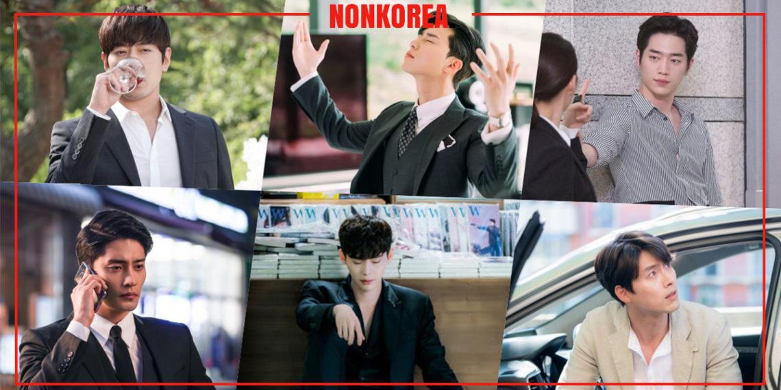 15 ซีรี่ย์เกาหลี พระเอกเป็นประธานบริษัท มาดรวยบุคลิกดี!