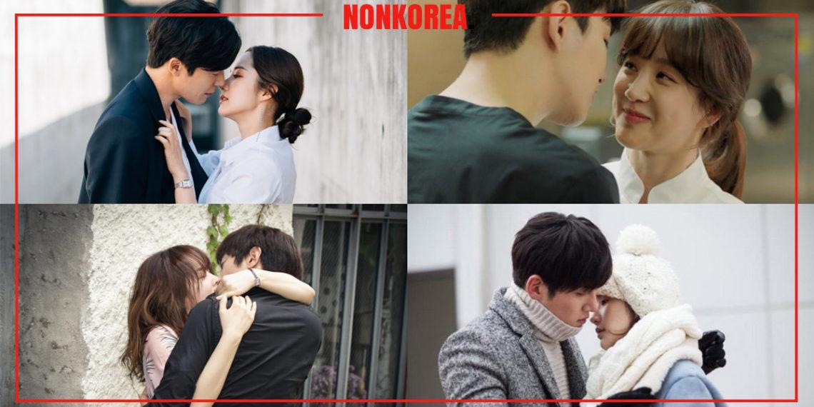 12 ซีรี่ย์เกาหลีฉากจูบเยอะ เลิฟซีนสุดร้อนแรง!