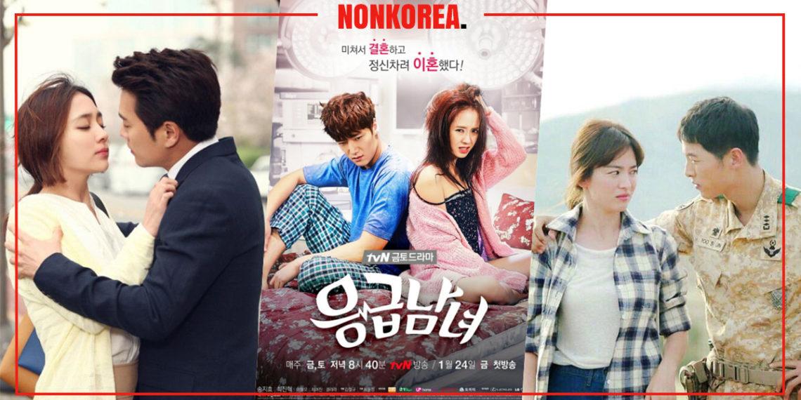 10 ซีรี่ย์เกาหลีแนวแฟนเก่ากลับมารักกันใหม่ คนรักเก่ากลับมาเจอกัน!