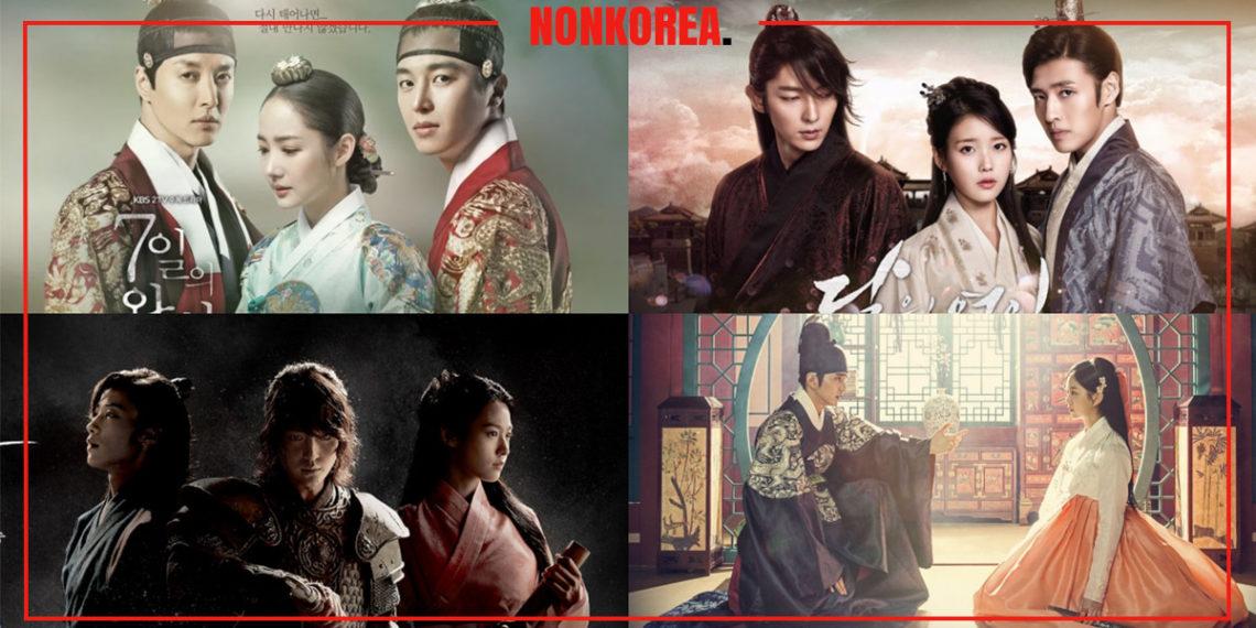 9 ซีรี่ย์เกาหลีแนวย้อนยุค ชิงบัลลังก์ อิงประวัติศาสตร์สุดเข้มข้น!