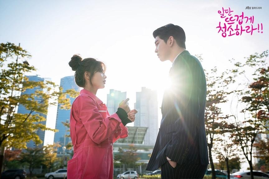 10 ซีรี่ย์เกาหลี นางเอกตัวเล็ก พระเอกตัวสูง กอดแล้วถึงแค่อก!
