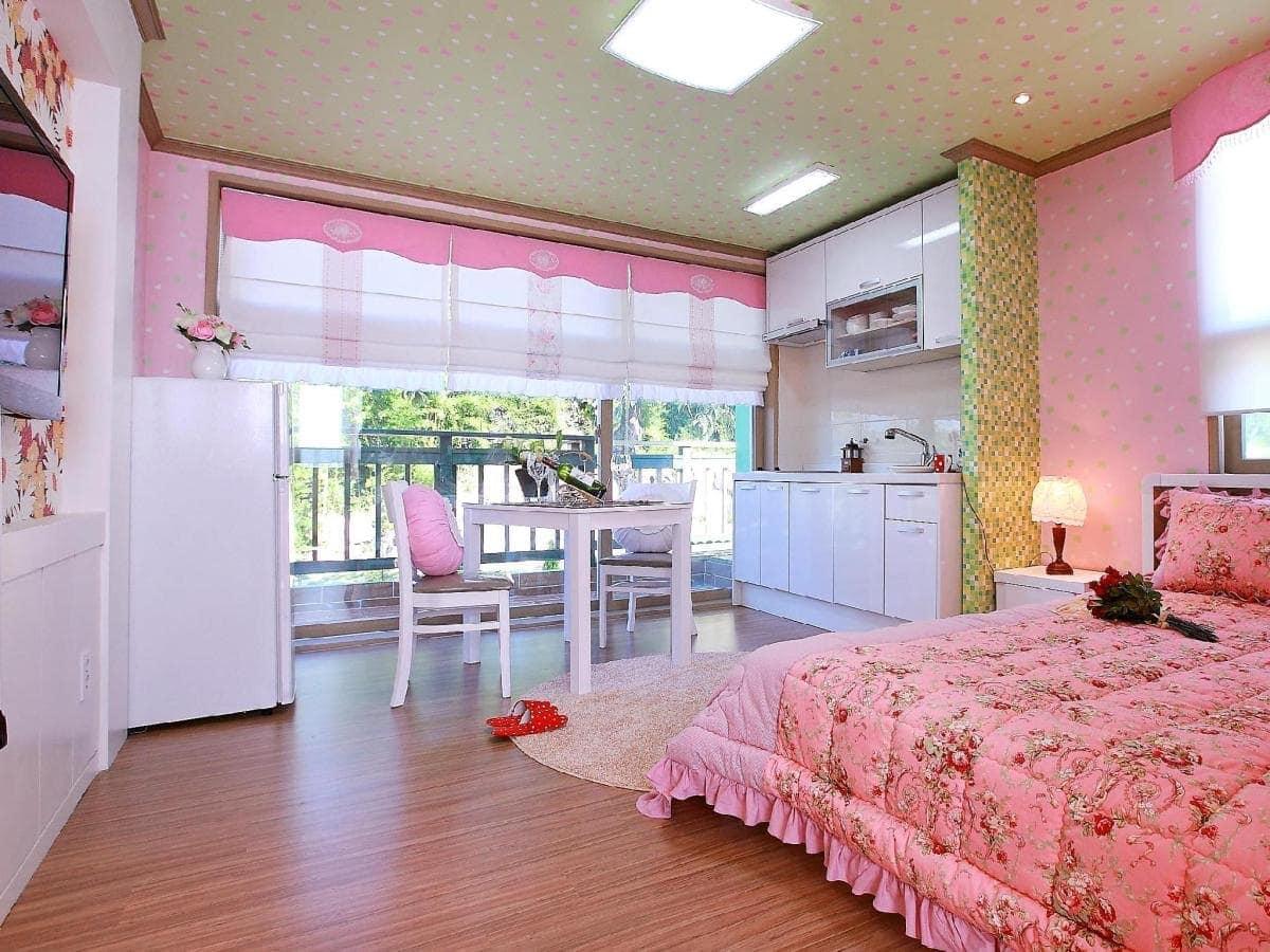 10 ที่พักคยองจู (Gyeongju) บรรยากาศดี เริ่มต้นแค่ 469 บาท/คืน!