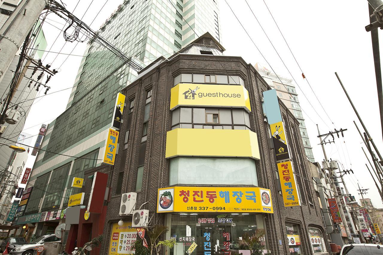 10 ที่พักย่านชินชอน ใกล้แหล่งช้อปปิ้งและของกิน ราคาเริ่มต้นแค่ บาท!
