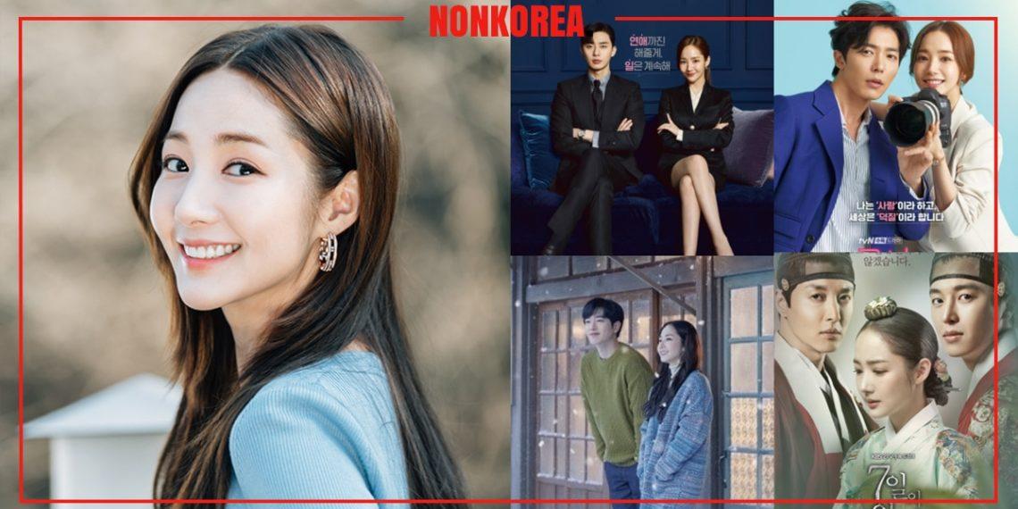 7 ซีรี่ย์เกาหลีเด็ดของ พัคมินยอง (Park Minyoung) ดูแล้วจะตกหลุมรัก!