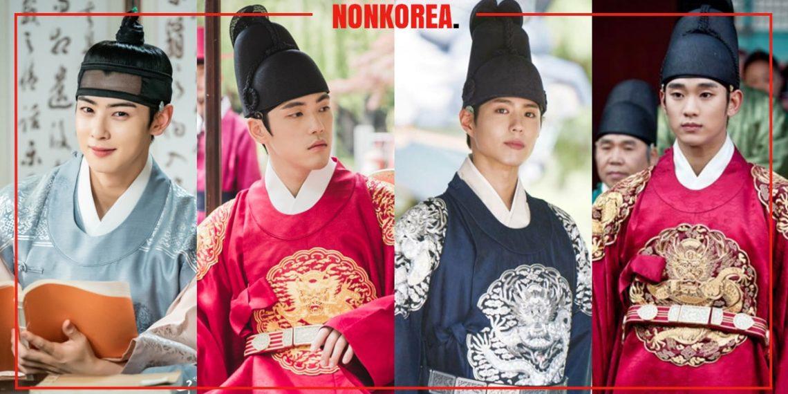15 ซีรี่ย์เกาหลีพระเอกเป็นราชทายาท/พระราชา ที่ไม่ควรพลาด!