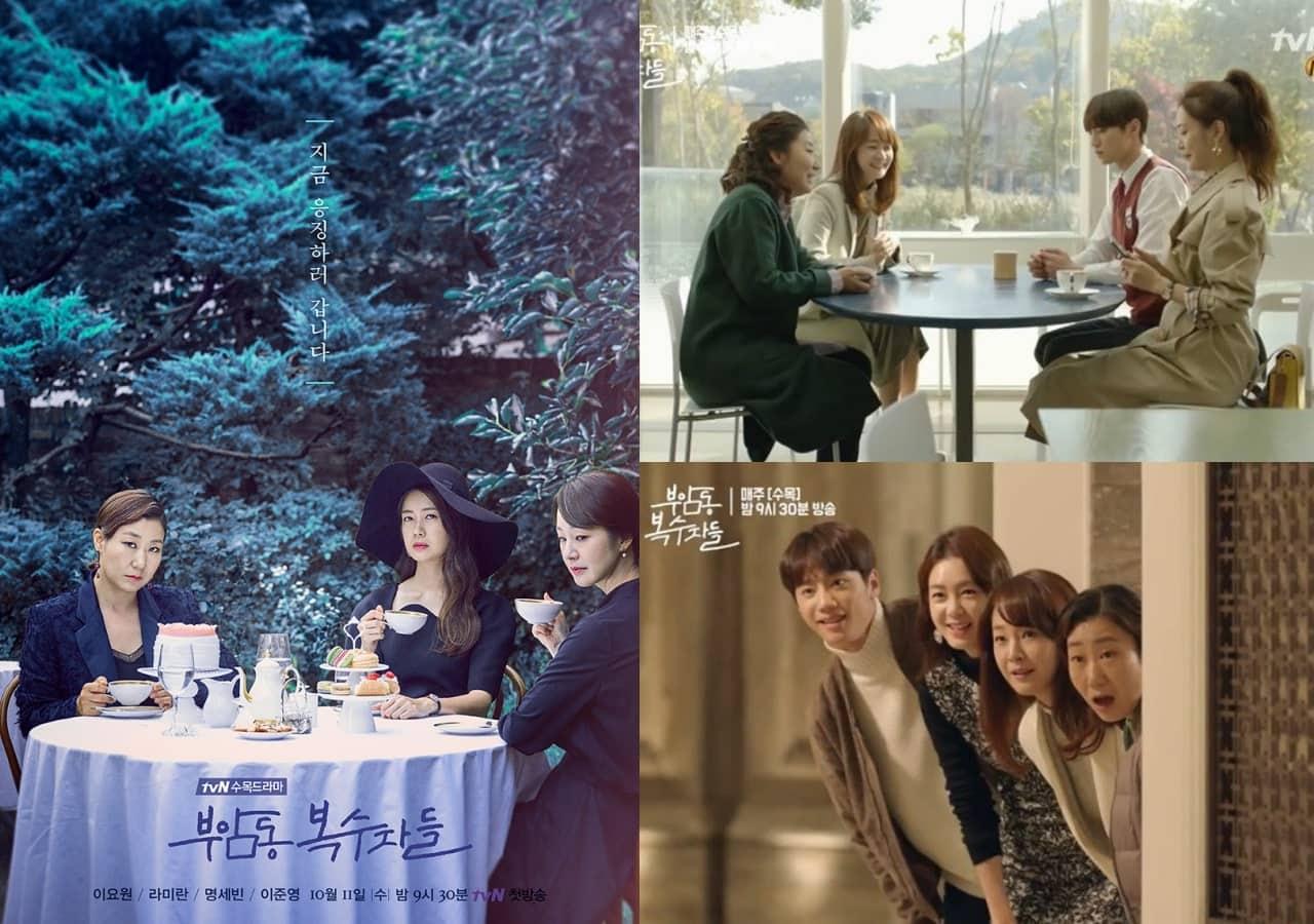 10 ซีรี่ย์เกาหลีเกี่ยวกับปัญหาในครอบครัว เนื้อเรื่องเข้มข้น!